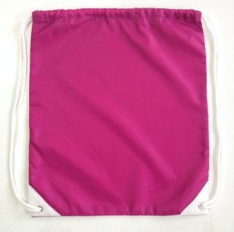 16570b5fce62 Рюкзак-мешок для обуви и спортивной формы розовый - InFabrica
